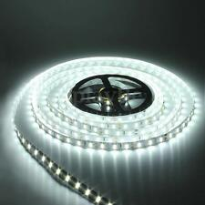 Flexible 5M 5630 SMD 300LED Strip Lights Lamp Super Bright Cool White DC 12V
