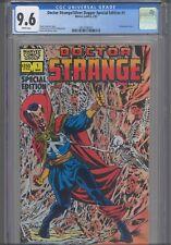Doctor Strange/Silver Dagger Special Edition #1 CGC 9.6 1983 Bernie Wrightson