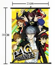 727 Hot Japan Anime P4G persona 4 The Golden Wall Scroll Poster cosplay  A