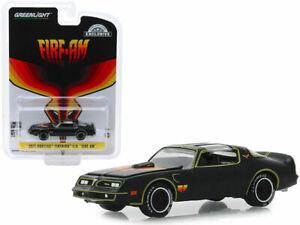 Greenlight 1/64 1977 Pontiac Firebird Trans Am T/A FIRE AM VSE Car Model 30059