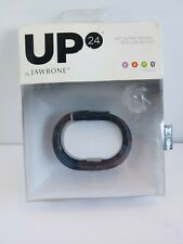 JAWBONE MOTION X  UP24  Wristband Fitness Bracelet Activity Tracker - NEW