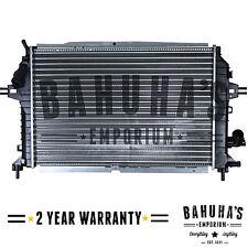 VAUXHALL/OPEL ZAFIRA B 2004 ONWARDS MANUAL RADIATOR *BRAND NEW*  2 YEAR WARRANTY