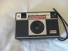 Vintage X50 Magimatic Camera 126 Film Magicube C2-18
