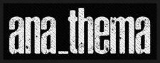 Anathema Logo Patch/Aufnäher 602823 #