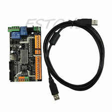 New DIY 4 Axis USB CNC Replaceable Card Controller Interface Board USBCNC MACH3