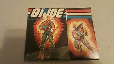 1984 GI/G.I. Joe figure/vehicle CATALOG original insert brochure Cobra JTC P170