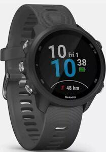 Garmin Forerunner 245 GPS Running Smartwatch with Advanced Training Features -