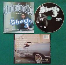CD Underworld Presents Shorty J HIP HOP RAP LATIN CHICANO usa 2002 no lp(CH1)