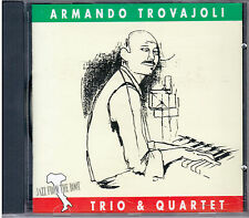 "ARMANDO TROVAJOLI ""TRIO & QUARTET""  JAZZ FROM THE BOOT CD NUOVO"