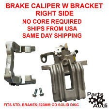 NEW Right Side Disc Brake Caliper With Bracket Complete Fits Audi TT VW Jetta