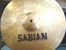 "Sabian B8 Hi-Hat 14"" / 36 cm Percussion Cymbal SINGLE QUICK AND FREE SHIPPING"