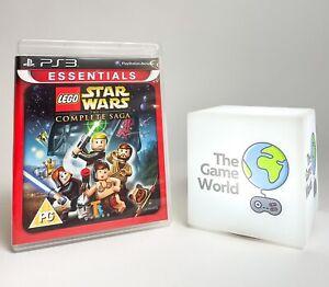 LEGO Star Wars: The Complete Saga - PlayStation 3 PS3   TheGameWorld