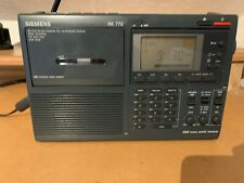 Siemens Rk 770 Rk-770 Rk770 World Receiver AM. SSB, F.M.