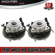 Pair Front Wheel Bearing Hubs for Ford Explorer Mercury Mountaineer 06-10 515078