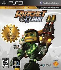 Ratchet and Clank Trilogy Collection PS3 Brand New *AU STOCK*