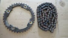 2006 Polaris Outlaw 500  - 3222138 Sprocket With Chain (OPS1018)