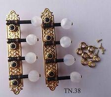Antonio - A Set F5 mandolin - mandola gold plated tuners - Tuning peg TN38