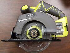 "Ryobi One+ P505 18V Lithium Ion Cordless 5-1/2"" 4,700 RPM Circular Saw, w/Blade"