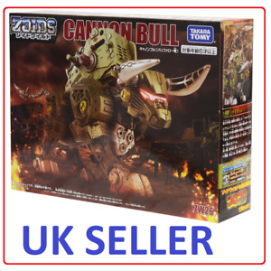 **UK Seller** Zoids CANNON BULL (ZW26) - Official Takara Tomy - Toy Figure BOXED