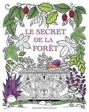 Le Secret de la Forêt : Cherche les Bijoux CachéS. Coloriages Anti-Stress...