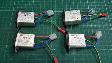 Filtro de ruido de entrada de red IEC, Filtro De Zócalo De Entrada IEC 250 V 3 A IF-0332-W Bit