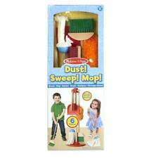 Melissa & Doug Let's Play House! Dust, Sweep & Mop Pretend Play Set 3+ years