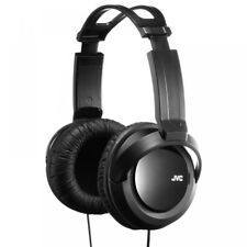 JVC HA-RX330-E Ear-Cup Headphones - Black