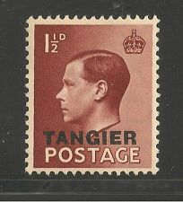 Great Britain Tangier #513 (A99 )VF MINT LH  1936 1 1/2p Edward VIII Overprinted
