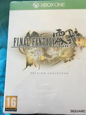 Final Fantasy Type-0 Collector -  Xbox One - Blister, Neuf, New, Sealed