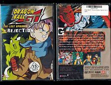 Dragon Ball GT: The Lost Episodes - Vol. 2: Rejection (Brand New DVD, Uncut)