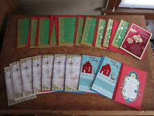 lot of 21 brand new/unused DaySpring Christmas Cards