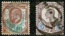 GREAT-BRITAIN -1902-11  – EDWARD VII   – VF °