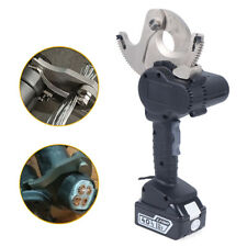 Electric Cable Cutter For Copper Aluminum Cable Handheldcutting Tool2 Battery