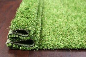 4'x 6' Shaggy Area Rugs Modern GRASS GREEN Oriental Rug Bedroom Bathroom