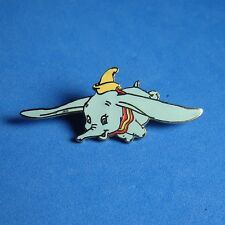 Dumbo Flying Four Parks One World WDW Disney Pin