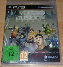 PS3 Playstation 3 gioco Young Justice Legacy italiano nuovo sigillato