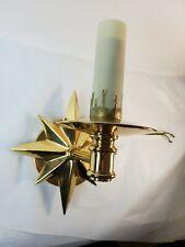 Underwriters Laboratories MCM Brass Star Scone