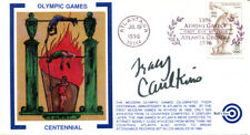 Tracy Caulkins Autographed First Day Cover