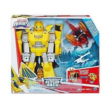 Playskool - Heroes Transformers Rescue Bots Knight Watch Rotbot Toy - Bumblebee