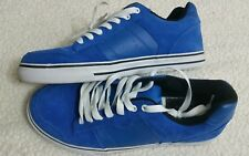 Shaun White Outlaw Skater Shoe Mens 12 Blue Black White