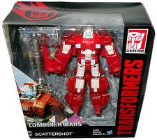 Transformers Generations Combiner Wars Scattershot Action Figure MIB Voyager Toy