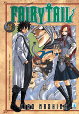 manga STAR COMICS FAIRY TAIL numero 3