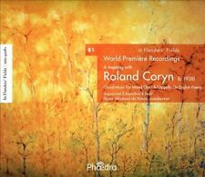 Meeting With Roland Coryn, New Music