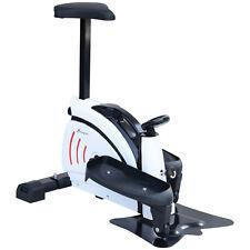 Soozier Under-desk Elliptical Trainer Mini Elliptical Machine Adjustable