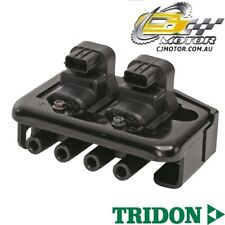 TRIDON IGNITION COIL FOR Ford  Laser KN 11/98-03/01, 4, 1.8L FZP