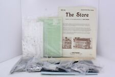 Scale Structures LTD HO Scale The Store Craftsman Kit NOS Sealed Parts SS Ltd