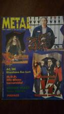 rivista METAL SHOCK 172/1994 Sepultura, AC/DC,Vicious Rumors,Stone Temple Pilots