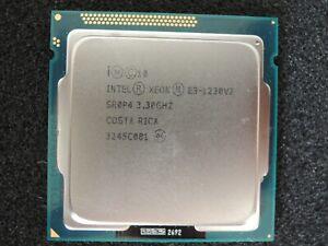 Intel® Xeon® E3 -1230 v2 @3.3GHZ Quad Core CPU Socket 1155 3rd Gen. Processor