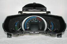Speedometer Instrument Cluster Panel Gauges 2010 2011 Honda Insight 62,274 Miles