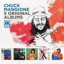 Chuck Mangione - 5 Original Albums NEW CD